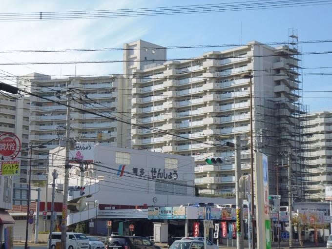 福岡市内大型物件