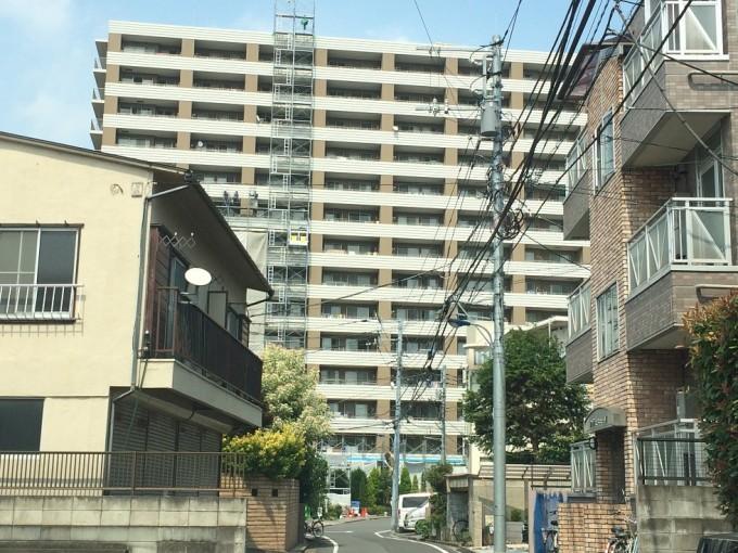 東京都北区のマンションに猿鳶太助をリピートでご利用いただきました
