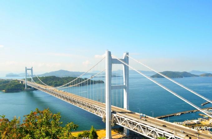 瀬戸大橋行ってきました。