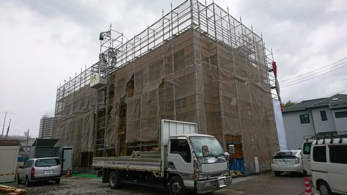 木造の新築アパートを全国展開している会社さまの新しい営業所とのお取引をはじめました!