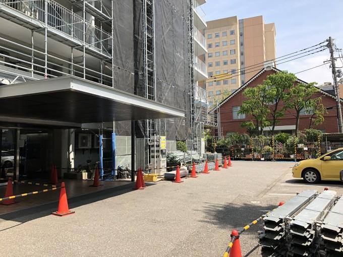 東京都文京区のマンション改修工事にご利用いただきます