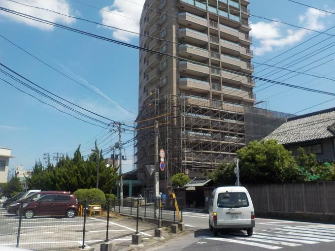 鳥取県米子市にいきました。
