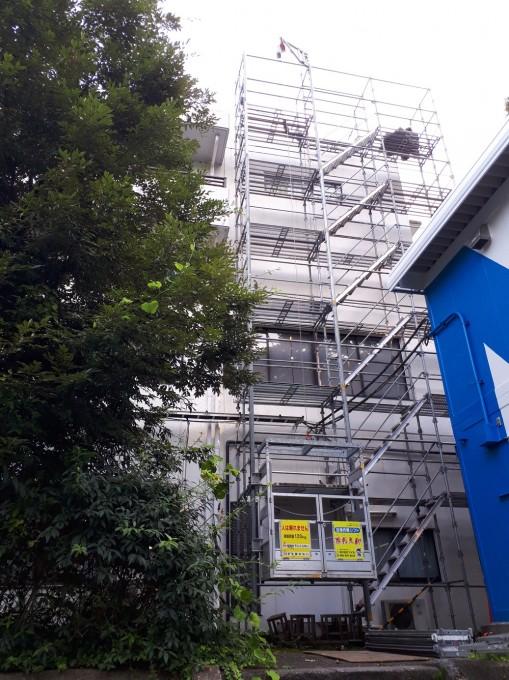神奈川県の大学に取付指導行ってきました!